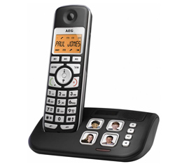 telefono cordless per anziani